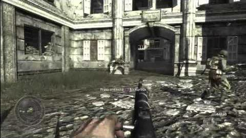 Call of Duty World at War - Campaign - Ring of Steel