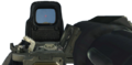 M4A1 Hybrid Sight Off ADS MW3
