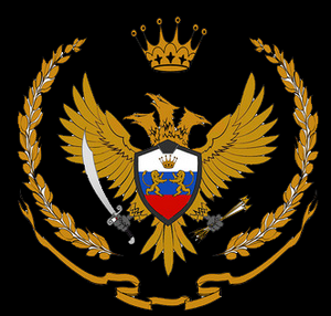 Russian Ultranationalist Coat of Arms