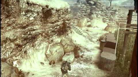 The Perfect Throwing Knife (Modern Warfare 2 Machinima)