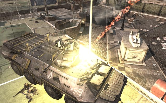 File:''Molotov'' hitting a BTR MW3.png