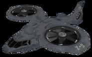 Warbird USAF model AW