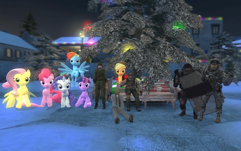 Riot Shield Christmas 1