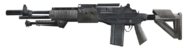 M14 EBR 3rd Person MW2