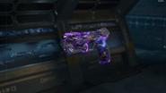MR6 Gunsmith Model Dark Matter Camouflage BO3