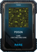 Poison Camo Supply Drop Card MWR
