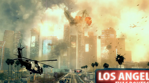 Call of Duty Black Ops ll Los Angeles