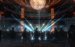 Club Solar Dance Floor BOII