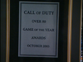 CoD2 Special Edition Bonus DVD - The Making of Call of Duty 2 3.png