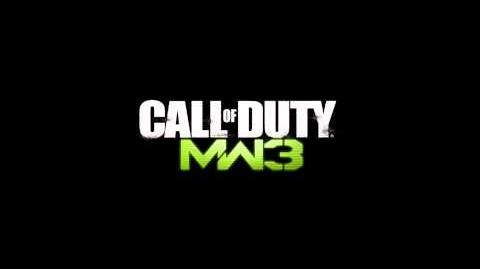 Call of Duty Modern Warfare 3 African Militia Defeat Theme