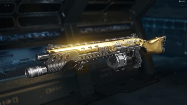 File:205 Brecci Gunsmith Model Gold Camouflage BO3.png