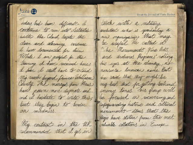 File:MariesJournal Entry1 1 ViralCampaign WWII.png