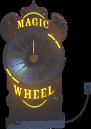 Magic Wheel IW