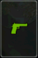 Desert Eagle Inventory Icon MW3DS