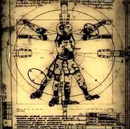 Vitruvian Monkey2