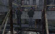 Hanged Czech Resistance members