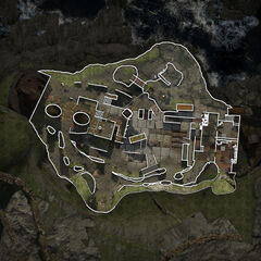 Aground overhead map MW3