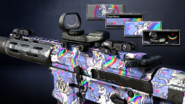 Unicorn Personalization Pack Detail CoDG