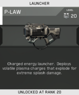 P-LAW Unlock Card IW