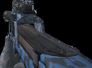 P90 Blue Tiger CoD4