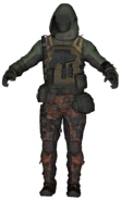 Merc Sniper model BOII