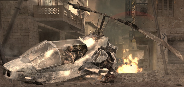 File:Pelayo's crashed AH-1 Cobra Shock and Awe COD4.png