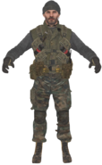 Alex Mason urban uniform BOII