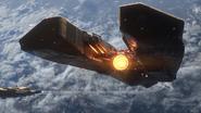Olympus Mons taking off IW