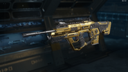 XR-2 Gunsmith Model Gold Camouflage BO3