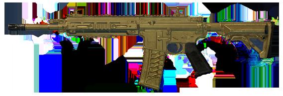 File:M4A1 Tech Gold menu icon CoDO.png