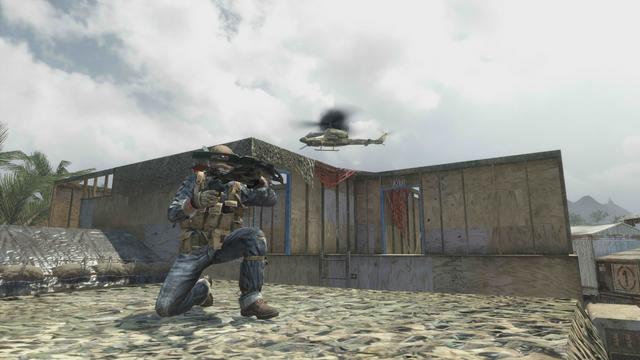 File:AdvancedRookie Firing Range Op40 soldier wielding crossbow.png