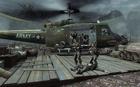 Huey dropping troops Victor Charlie BO