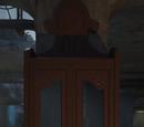 Sniper Cabinet