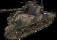 M4 Sherman camouflage MP WaW