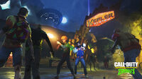 Zombies in Spaceland Screenshot 4 IW