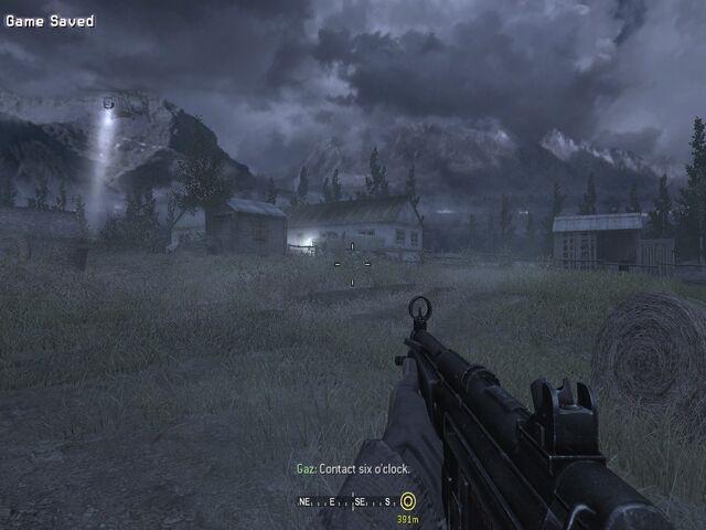 File:Enemies approaching from southwest of field Hunted CoD4.jpg