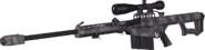 Barrett .50cal Digital MWR