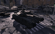 T-90 Invisible Threat MW3