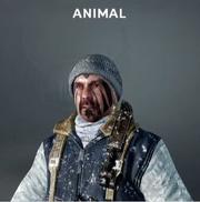 Animal Face Paint BO