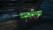 P-06 Gunsmith Model Weaponized 115 Camouflage BO3