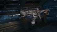 ICR-1 Gunsmith Model Cyborg Camouflage BO3
