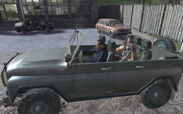 File:Victor Zakhaev driving a jeep COD4.png