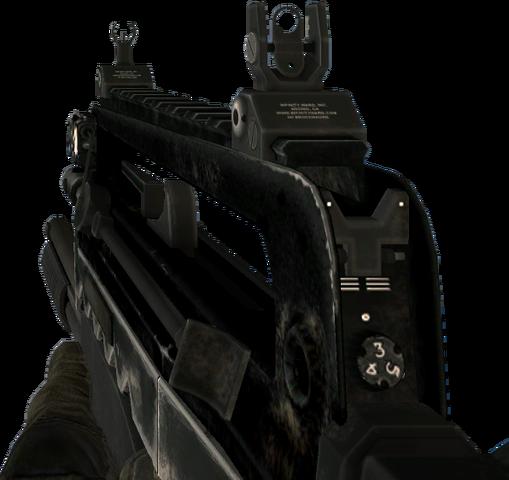 File:FAMAS Shotgun MW2.png