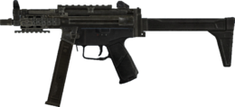 MP5K menu icon CODO
