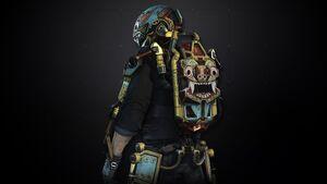 Barong Exoskeleton Pack AW