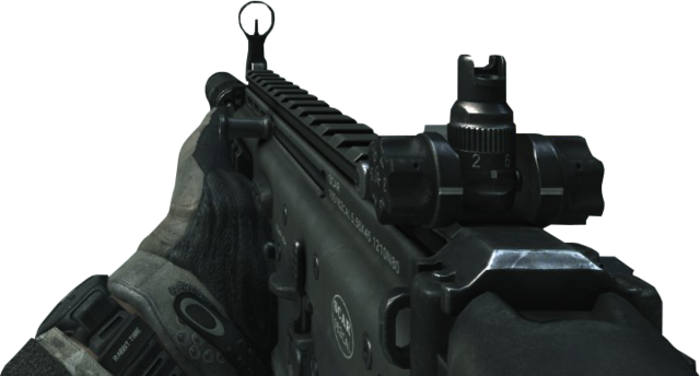 File:SCAR-L Silencer MW3.png