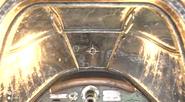 Fighter Pilot Cockpit WWII