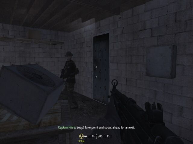 File:Taking cover in basement Hunted CoD4.jpg