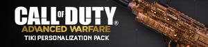Tiki Personalization Pack Header AW