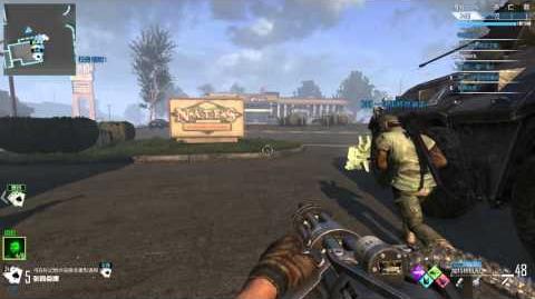 "Call of Duty Online ""Deus Ex"" Deathmarch Burgertown 1 new map gameplay"